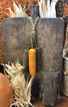 Olde Pantry Wax Autumn Corn Cobs