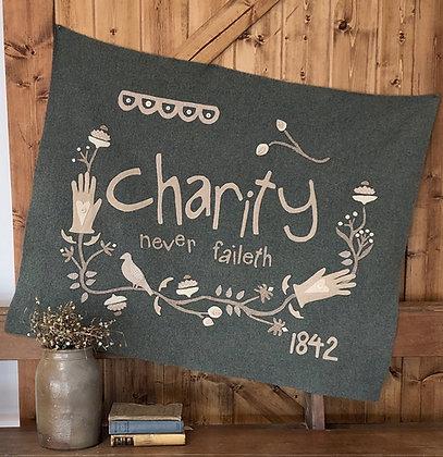 """NEW!  #374 """"Charity Never Faileth"""""""