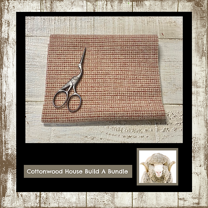 "NEW!  ""Farmhouse Coverlet"""