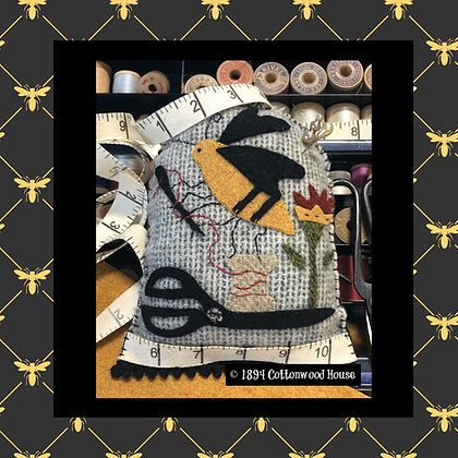 "NEW!  #906 ""Sassafras Sewing BEE"""