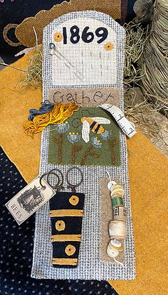 "NEW!  #638 ""A Bee Gathering Roll"" KIT"