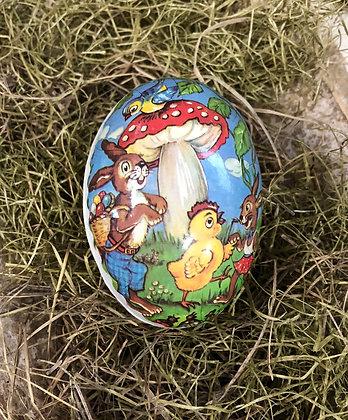 NEW!  Olde Vintage German Easter Egg #3