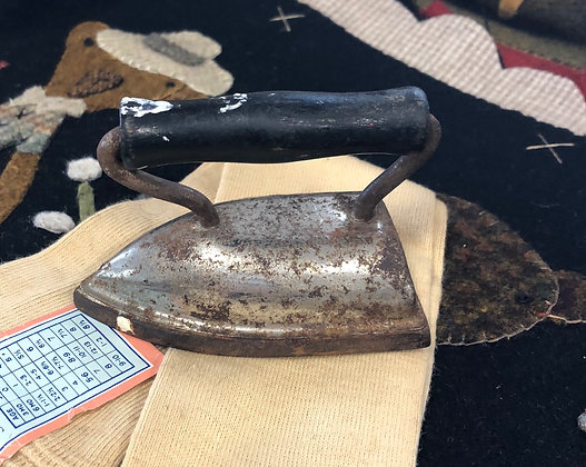 NEW!  Antique Child Iron