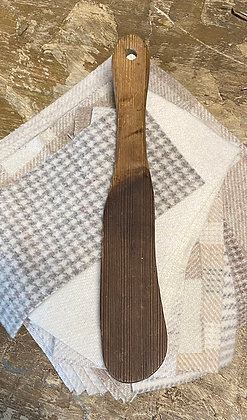 NEW!  Antique Butter Paddle #49
