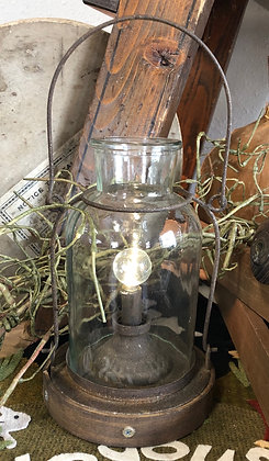 NEW!  Olde Cottonwood House Vintage Lantern