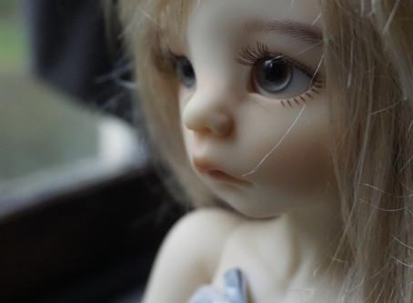 Amanda, basic doll
