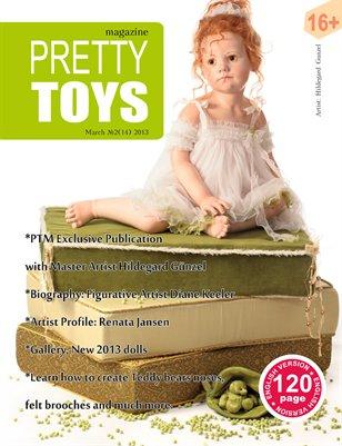 pretty tyoys magazine