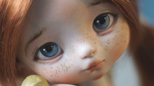 Clover, new porcelain bjd