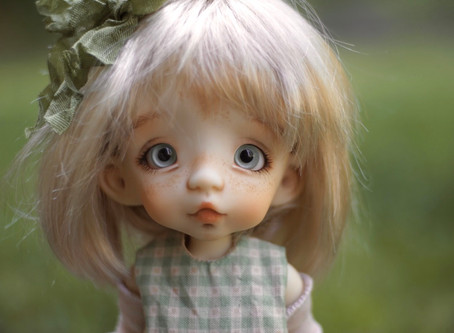Patty ooak in stock now + news