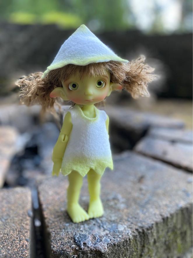 Penny elf, new colors!