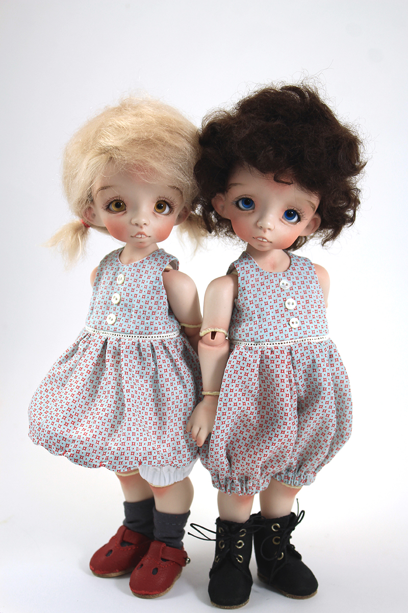 Lulù and Milo