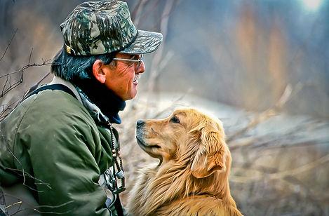 golden with hunter.jpg
