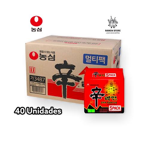 Shin Ramyun [Caja 40 unidades   5X8]