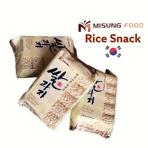 Rice Snack Daerong - Galleta de arroz saludable dulce