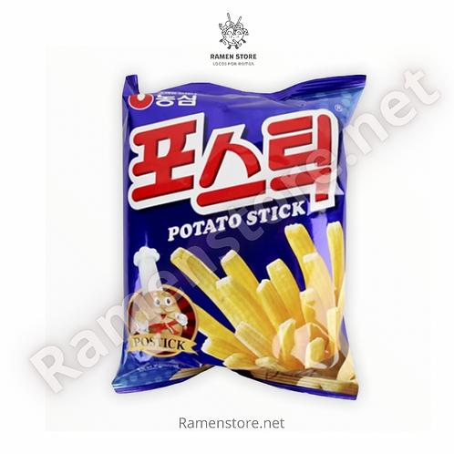 Potato Stick, Papas Fritas Nongshim