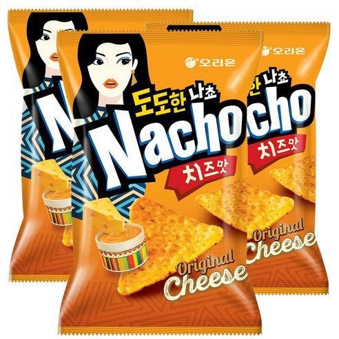 Snack Nacho Original Cheese - Orion
