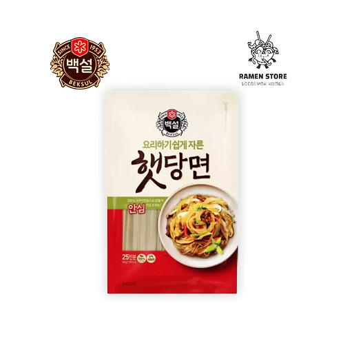 Dangmyeon - Fideo de Camote