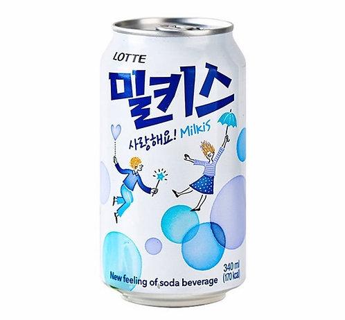 Bebida Milkis (con gas)