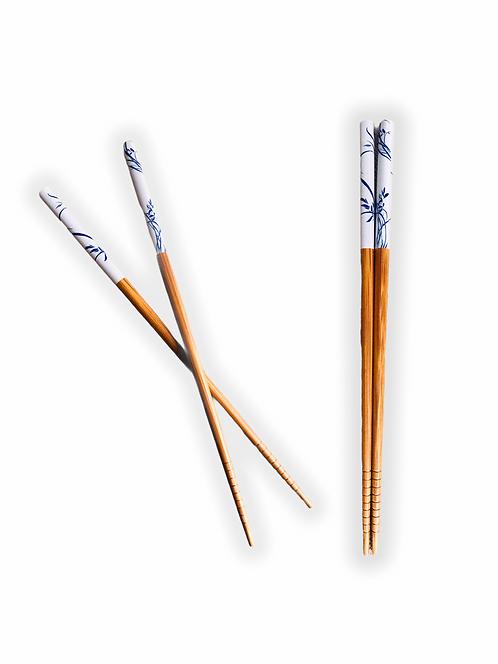 Palillo de Bambú Individual / Modelo 04