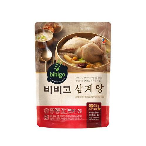 Sopa Pollo  / Sin Picante