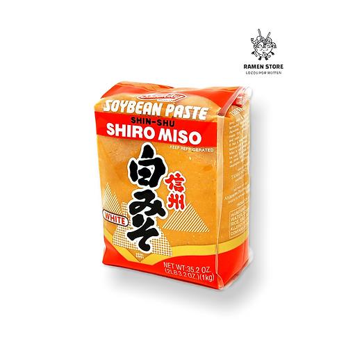 Pasta Miso Blanco 1kg - SoyBean [Shiro Miso]