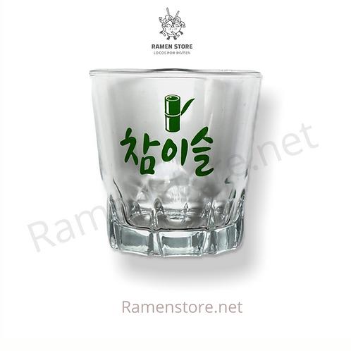 Vaso de Soju Jinro