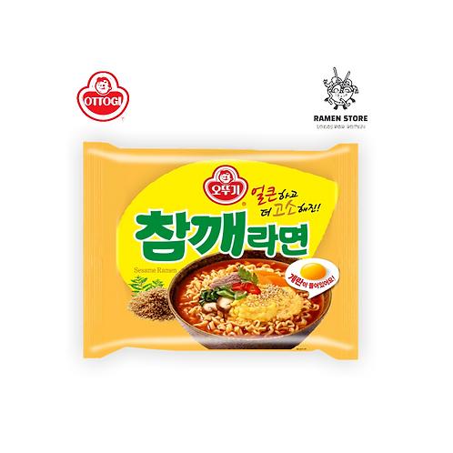 Ramen Sesamo 115 g - (Sesamo, carne y Huevo)