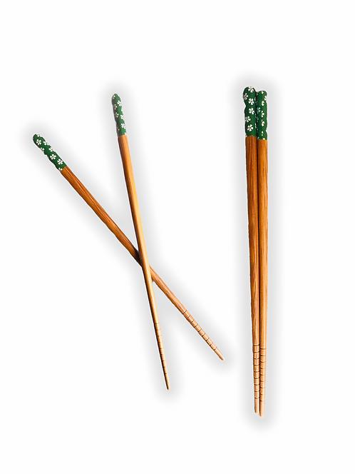 Palitos de Bambu Individual / Modelo 05
