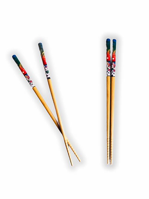 Palito de bambú  Individual / Modelo 02