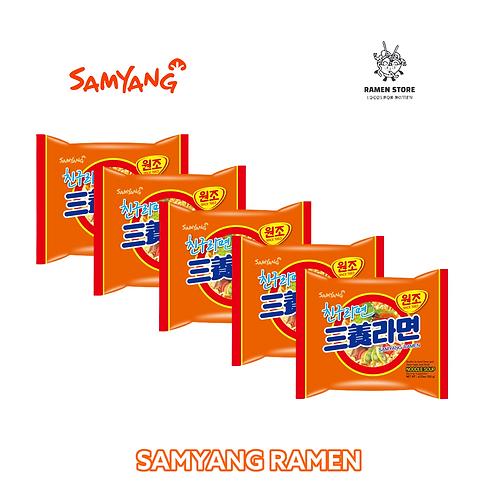 Pack Samyang - 5 Unidades