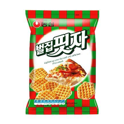 Snack Pizza - Nongshim