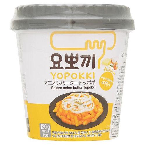 Yopokki / Mantequilla de Cebolla Sin Picante