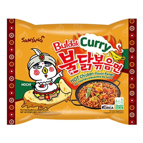 Buldak Curry - Extrapicante