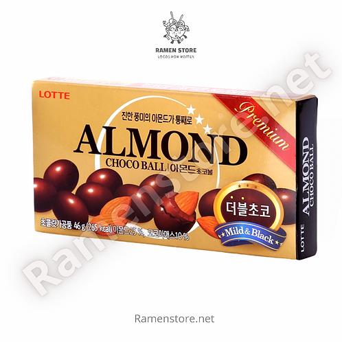 Choco Ball Almond, 12 unidades - Lotte