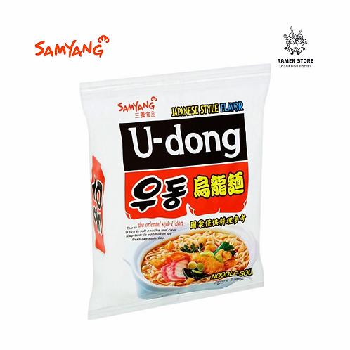 UDONG Estilo japones - sabor Camarón