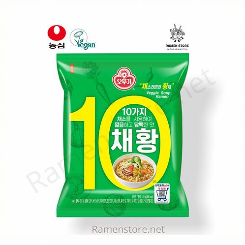 Veggie 10  - Vegano Picante
