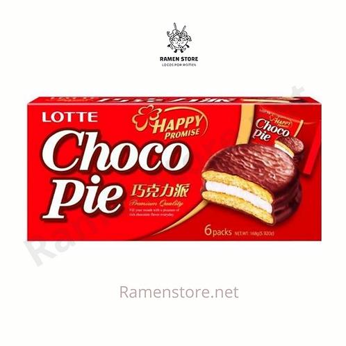 Chocopie Lotte - 6 Unidades