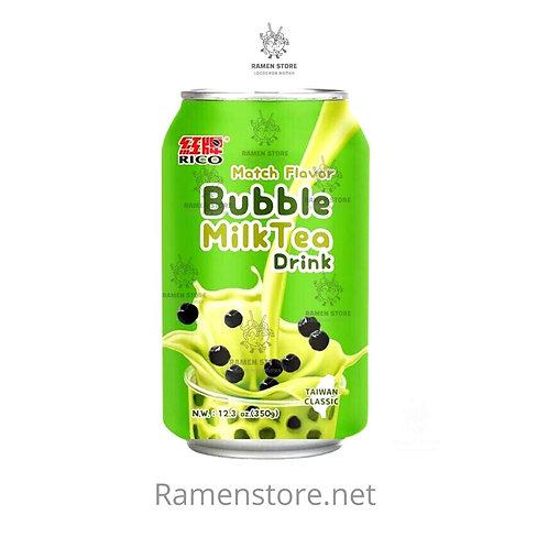 Bubble Milk Tea [Sabor Matcha]