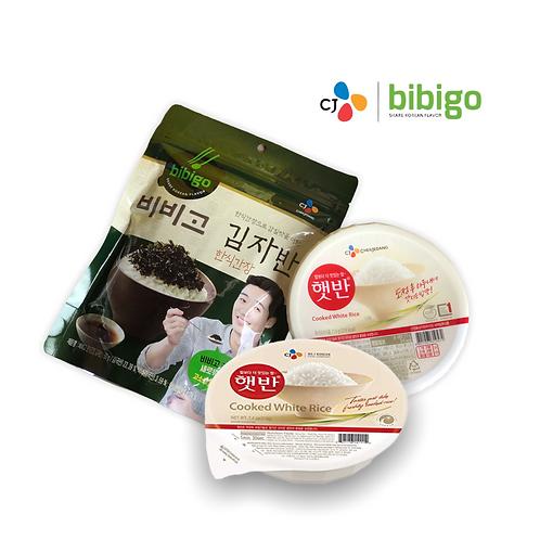 PACK Arroz + Alga Frita Premium