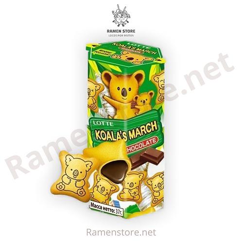 Koala Marengo Sabor Chocolate , Lotte