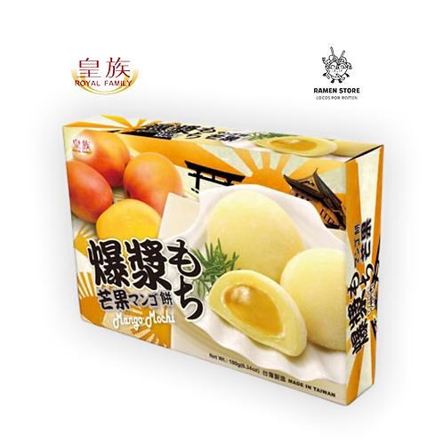 Mochi Mango - Origen Taiwanes