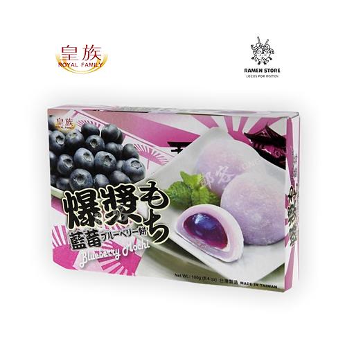 Mochi Arandanos - Origen Taiwanes