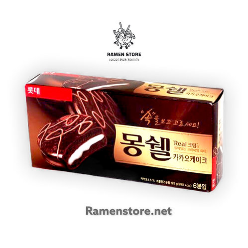 Mongshel - Cacao Crema Coreano