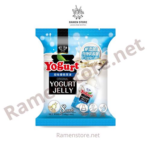 Yogurt Jelly [Jalea 8 Unidades]Taiwanes