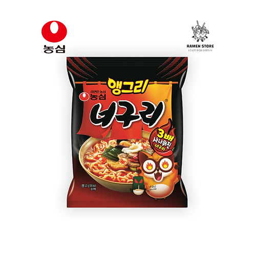 Angry Noguri 3X Spicy 121 g Extrapicante
