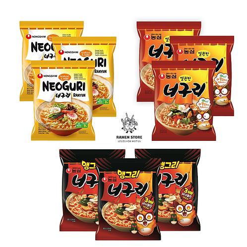 Pack Noguri 9 unidades