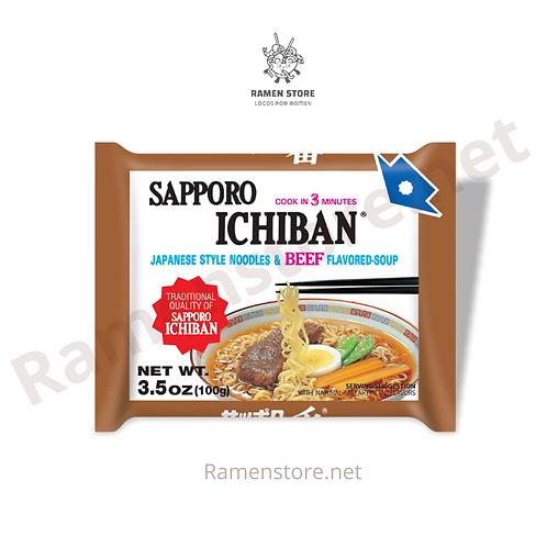 Ramen Sabor Carne [Sin Picante] Japones