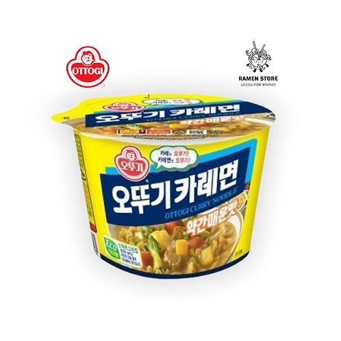 Ramen curry - Ottogi Semi Picante