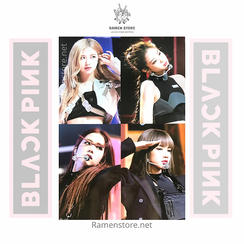 Poster BLACK PINK [Modelo 1]