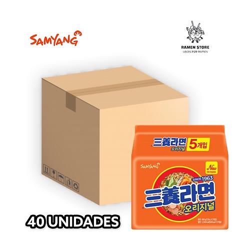 Ramen Samyang Caja [40 unidades   5x8]